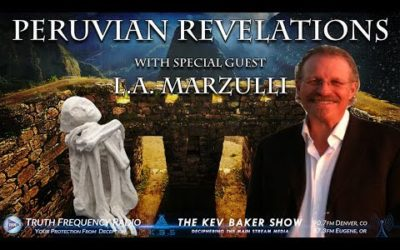 Peruvian Revelations, DNA, Mummies & End Times Prophecy w/L.A. Marzulli