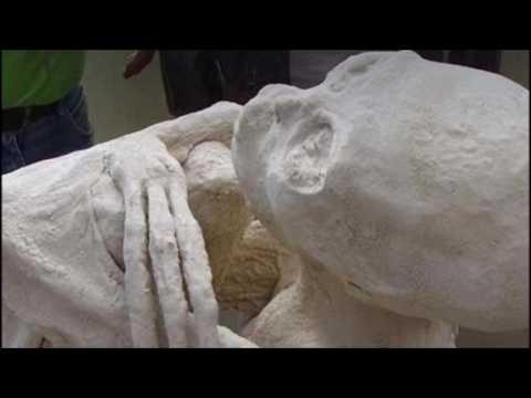 THREE FINGERED 'ET' GAIA MUMMY FOUND IN Nazca Peru Jay Weidner & Jimmy Church Interview