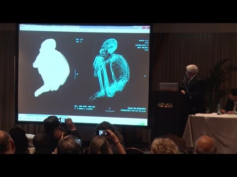 Mummified Aliens Discovered in Nazca,Peru