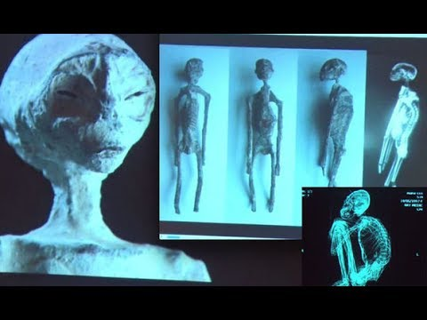 "Experts provide ""Scientific Evidence"" that Alien mummies found in Peru are REAL"