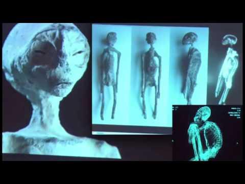 Real Alien Mummy – Nazca Aliens Mummies