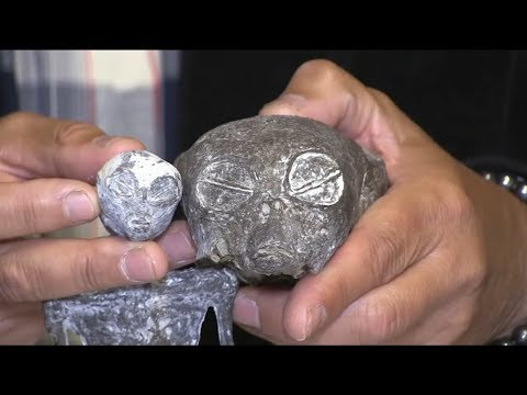 Momias extraterrestres – NAZCA Peru Alien Mummy