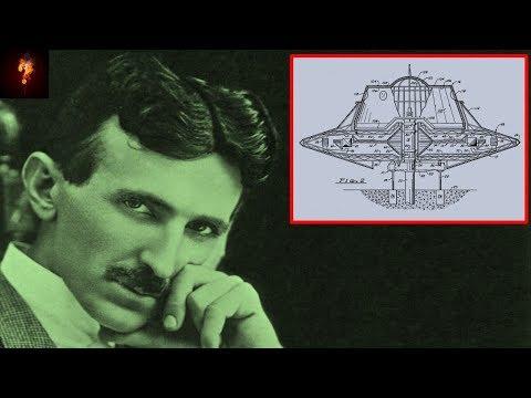 Nikola Tesla's  UFO & Alien Encounters