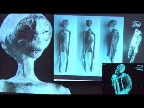 Entire Alien Family Unearthed In Nazca, Peru