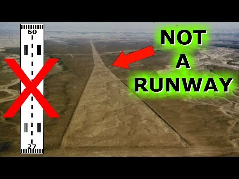 Ancient Astronaut Theory – The Nazca Lines ARE NOT UFO Runways