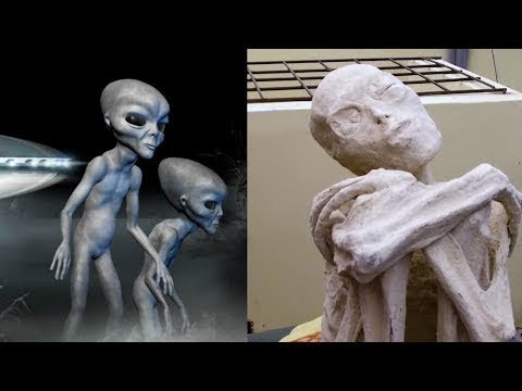UFO 2017. Alien Mummy discovered near Nazca Lines