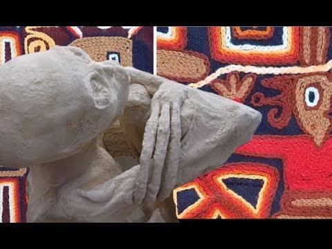 Nazca Peru ALIEN MUMMY discovered?