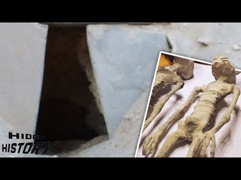 NAZCA TOMB: Latest tests on alien mummies found in Peru say they are NOT human
