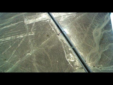 Binlerce sene önce yapılmış uçuş pistleri: Nazca   Antik uzaylılar   SpaceExplorer.TV
