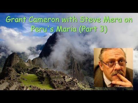 Grant Cameron and Steve Mera Nazca Mummy (Part 3)