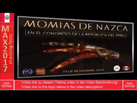 shocking facts – NAZCA MUMMIES ARE ALIEN