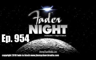 Ep. 954 FADE to BLACK FADERNIGHT : Nazca Mummies Press Conference : Open Lines : LIVE