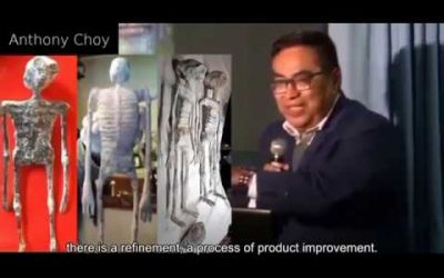 Dr Anthony Choy- Momias de Nazca (Nazca Mummies)…A MUST SEE!