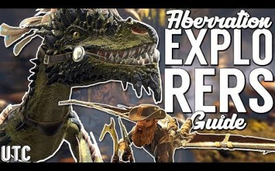 ALL THE ABERRATION CREATURES! The Best New Tames and Gear for Exploring Aberration!