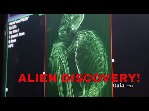 Alien Discovery – Unearthing Nazca?