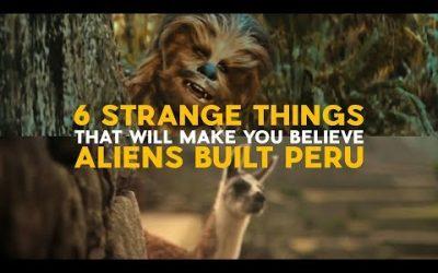 6 Strange Things that will Make You Believe Aliens Built Peru