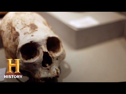Ancient Aliens: Paracas Skull DNA Test (Season 10) | History