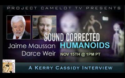 HUMANOIDS:  JAIME MAUSSAN AND DARCE WEIR – SOUND CORRECTED