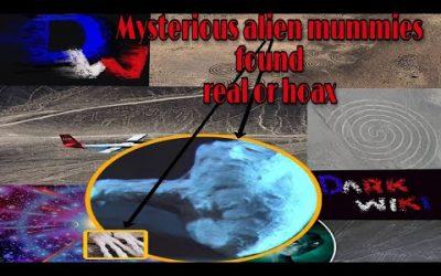 Nazca alien mummies | mystery | conspiracy