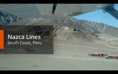 Nazca Lines – Discover The Nazca Lines in Peru in 35 Seconds