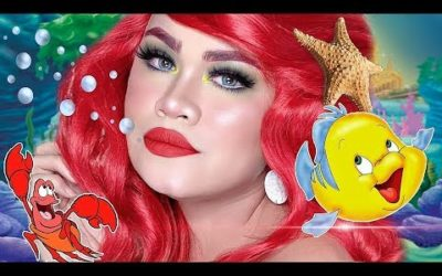 DISNEY PRINCESS : THE LITTLE MERMAID ''ARIEL'' MAKEUP TUTORIAL (Philippines) – Sandee Proud