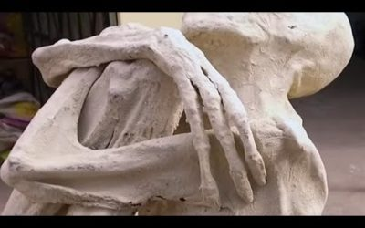 Three finger Mummies in Nazca-Peru and UFO Phenomenon