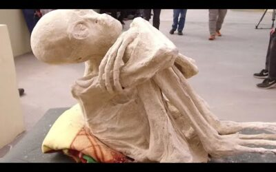 Three Finger Nazca Mummies and UFO Phenomenon in Peru