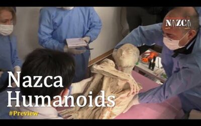 "#Preview – Nazca Humanoids ""Maria"" (English subtitles)"