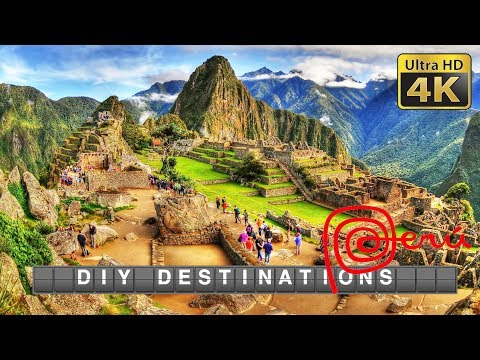 DIY Destinations (4K) – Peru Budget Travel Show | Full Episode