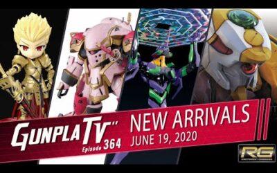 New Plamo Arrivals For June 19th   Gunpla TV 364