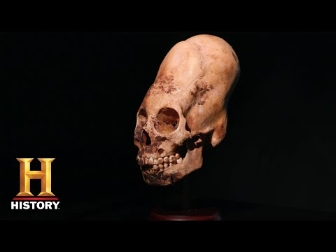 Ancient Aliens: Elongated Skull's Origins (Season 12, Episode 6) | History