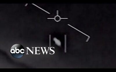 Declassified 'UFO' videos