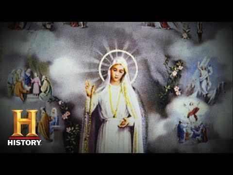 Ancient Aliens: Secret Vatican Archives Contain Explosive Revelations (Season 5) | History