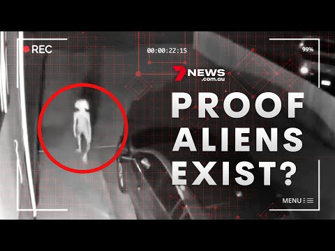 PROOF ALIENS EXIST? | First, it was UFOs, but could extraterrestrial life be next? | 7NEWS