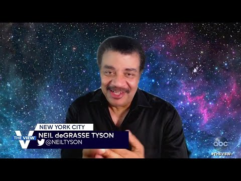 Neil deGrasse Tyson Weighs in on Pentagon UFO Report and Alien Life   The View