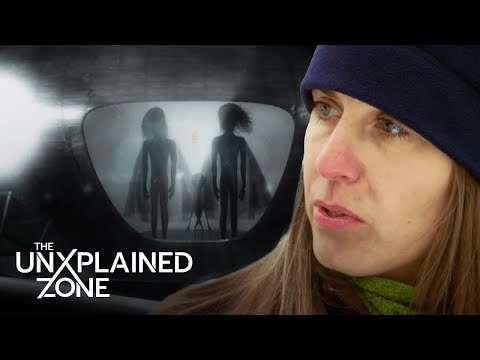 Woman Claims She Spoke with Group of Aliens | UFO Hunters