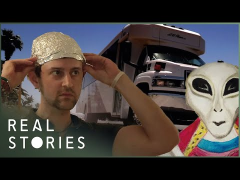 Do You Believe In Aliens? | Conspiracy Road Trip (UFO Documentary) | Real Stories