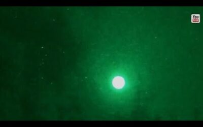 Canadian UFO sightings on the rise