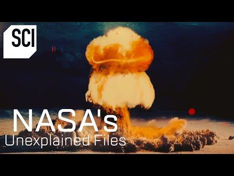 Did Aliens Nuke Mars?   NASA's Unexplained Files